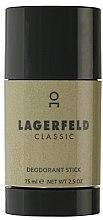 Profumi e cosmetici Karl Lagerfeld Lagerfeld Classic - Deodorante stick