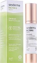 Profumi e cosmetici Crema anti-età per il viso, collo e decolleté - SesDerma Laboratories FactorG Renew Oval face & Neck