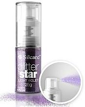Profumi e cosmetici Glitter spray - Silcare Glitter Star