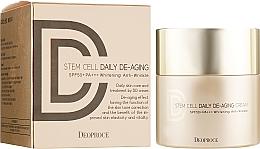 Profumi e cosmetici DD Crema solare antietà - Deoproce Stem Cell Daily-aging Cream