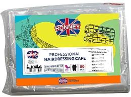Profumi e cosmetici Mantelle monouso per parrucchiere - Ronney Professional Hairdressing Cape