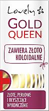 Profumi e cosmetici Condizionante all'oro colloidale per unghie deboli - Lovely Gold Queen