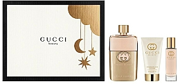 Profumi e cosmetici Gucci Guilty Pour Femme - Set (edp/90+ b/l/50 + edp/15)