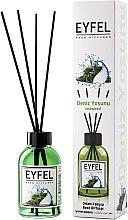 "Profumi e cosmetici Aromadiffusore ""Alga marina"" - Eyfel Perfume Reed Diffuser Seaweed"