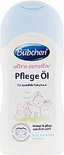 Profumi e cosmetici Olio detergente - Bubchen Ultra Sensitiv Pflege Oil