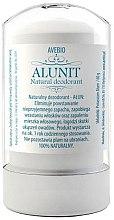 Profumi e cosmetici Deodorante - Avebio Alunit Natural Deodorant