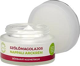 Profumi e cosmetici Crema da giorno all'olio di vinaccioli - Yamuna Grape Seed Oil Day Cream