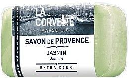 """Profumi e cosmetici Sapone provenzale """"Jasmine"""" - La Corvette Provence Soap Jasmine"""