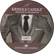 Profumi e cosmetici Candela da tè - Kringle Candle Grey Daylight