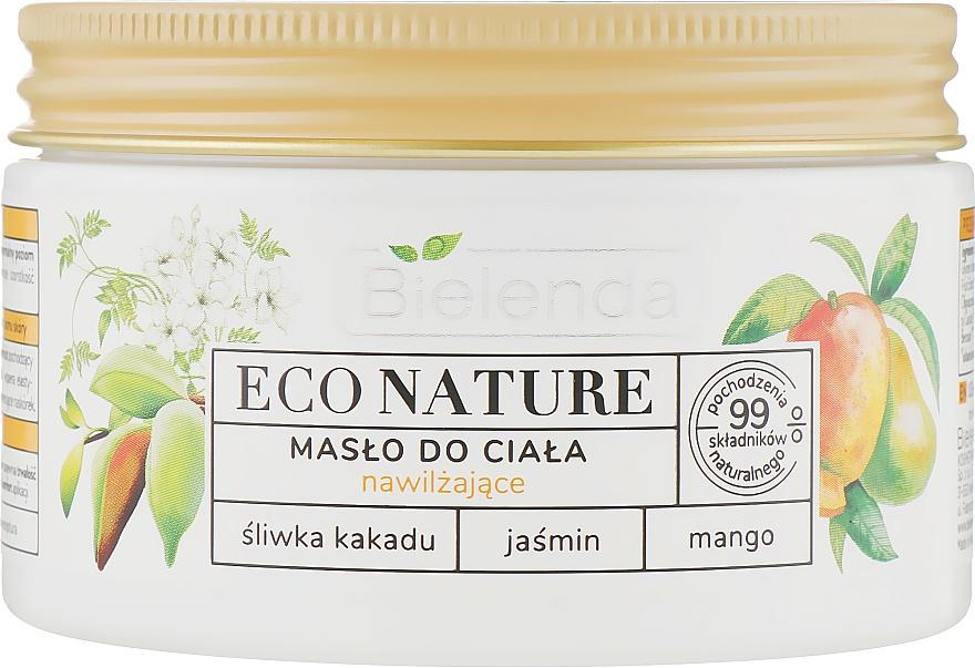Olio corpo idratante - Bielenda Eco Nature Kakadu Plum, Jasmine and Mango