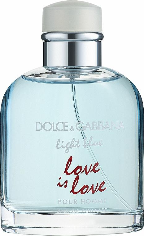 Dolce & Gabbana Light Blue Love is Love Pour Homme - Profumo
