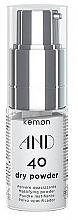 Profumi e cosmetici Polvere volumizzante per capelli - Kemon And Dry Powder 40