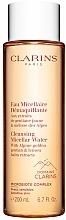 Profumi e cosmetici Acqua micellare - Clarins Cleansing Micellar Water