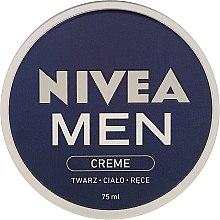 Profumi e cosmetici Crema viso uomo - Nivea Men Creme