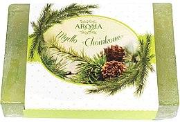 """Profumi e cosmetici Sapone """"Abete rosso"""" - Delicate Organic Aroma Soap"""