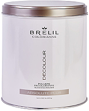 Profumi e cosmetici Schiarente per capelli - Brelil Colorianne Prestige Absolute Plus Bleaching Powder