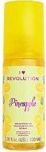 Profumi e cosmetici Spray fissante trucco - I Heart Revolution Fixing Spray Pineapple