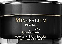Profumi e cosmetici Crema idratante con caviale nero - Mineralium Caviar Noir Anti-Aging Hydrator