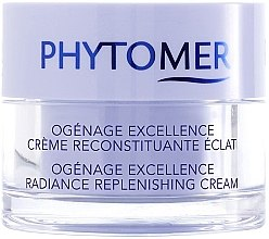 Profumi e cosmetici Crema al calcio marino - Phytomer OgenAge Excellence Radiance Replenishing Cream