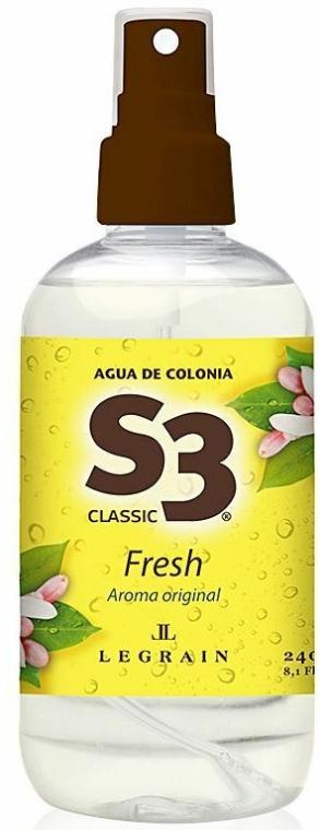 Legrain S3 - Colonia-spray