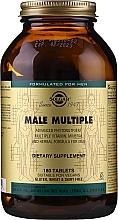 Profumi e cosmetici Supplimento vitaminico - Solgar Male Multiple