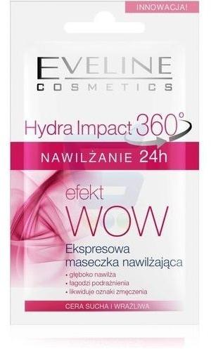 Maschera idratante - Eveline Cosmetics Hydra Impact 360 — foto N1