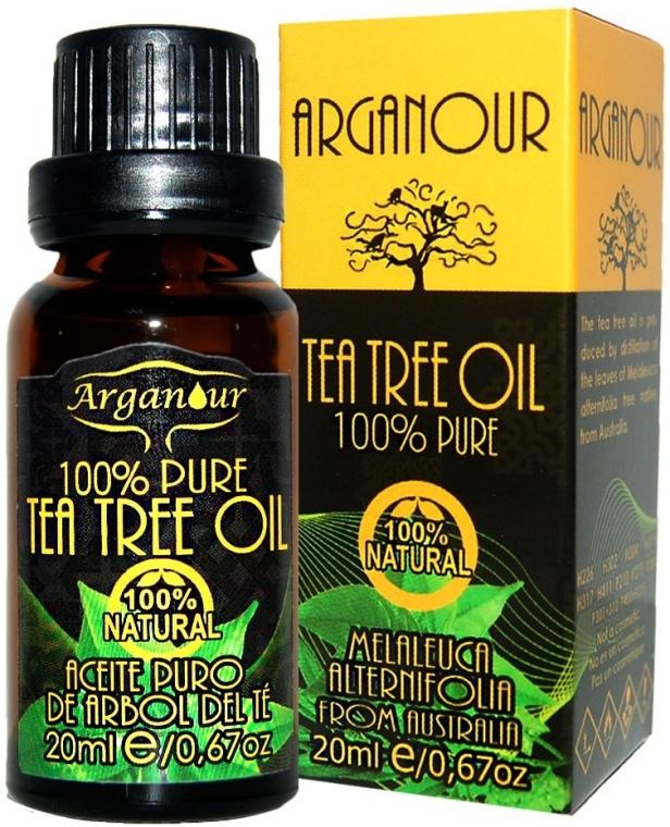 Olio dell'albero del tè - Arganour 100% Pure Tea Tree Oil — foto N1