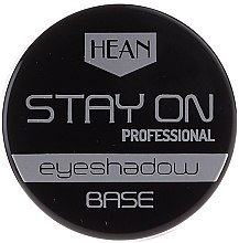 Profumi e cosmetici Base ombretto - Hean Stay-On Professional Eyeshadow Base