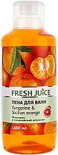 "Profumi e cosmetici Bagnoschiuma ""Mandarino e Arancia Siciliana"" - Fresh Juice Tangerine and Sicilian"