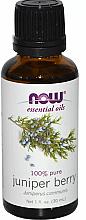 Profumi e cosmetici Olio essenziale di bacche di ginepro - Now Foods Essential Oils 100% Pure Juniper Berry