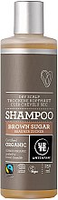 Profumi e cosmetici Shampoo con zucchero di canna per volume extra - Urtekram Brown Sugar Shampoo Dry Scalp