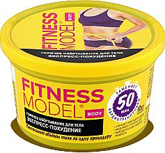 """Profumi e cosmetici Impacco corpo caldo """"Express Slimming"""" - Fito Cosmetic Fitness Model"""