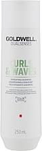 Profumi e cosmetici Shampoo per capelli ricci e mossi - Goldwell Dualsenses Curls & Waves Hydrating Shampoo