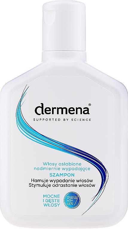 Shampoo anticaduta - Dermena Hair Care Shampoo