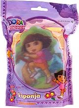 """Profumi e cosmetici Spugna per bambini """"Dora"""", 169-11, rosa - Suavipiel Dora Bath Sponge"""