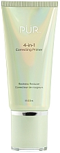 Profumi e cosmetici Primer viso - Pur 4-In-1 Correcting Primer Redness Reducer