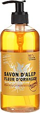 Profumi e cosmetici Sapone liquido Aleppo - Tade Liquide Orange Blossom Soap