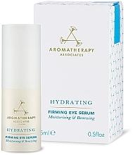 Profumi e cosmetici Siero occhi idratante rassodante - Aromatherapy Associates Hydrating Firming Eye Serum