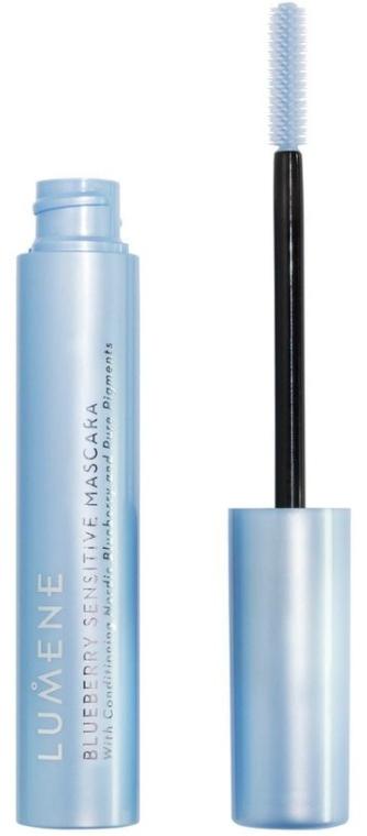 "Mascara per occhi sensibili ""Blueberry"" - Lumene Blueberry Sensitive Mascara"
