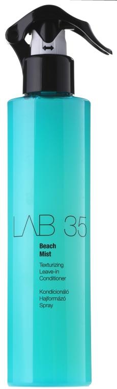 Condizionante spray strutturante per capelli - Kallos Cosmetics Lab 35 Beach Mist Leave in Conditioner — foto N1