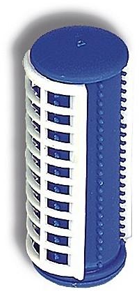 Bigodini termici 20mm, 10pz - Donegal Thermal Hair Curlers
