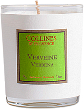"Profumi e cosmetici Candela profumata ""Verbena"" - Collines de Provence Verbena Candles"