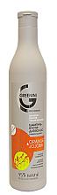 Profumi e cosmetici Shampoo-booster volumizzante - Greenini Orange & Jojoba