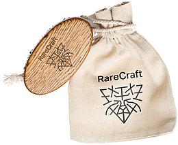 Profumi e cosmetici Spazzola barba, in quercia - RareCraft