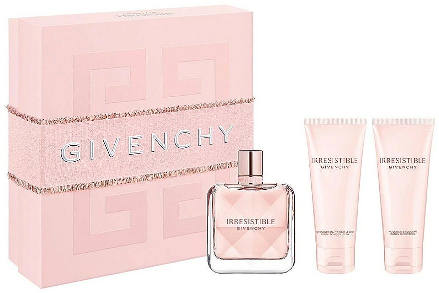 Givenchy Irresistible Givenchy - Set (edp/80ml + b/lot/75ml + sh/gel/75ml)