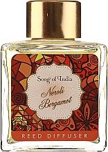 """Profumi e cosmetici Diffusore di aromi """"Neroli e bergamotto"""" - Song of India"""