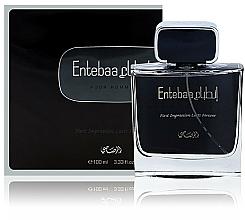 Profumi e cosmetici Rasasi Entebaa pour Homme - Eau de Parfum
