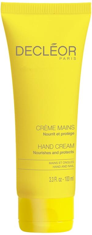 """Crema mani """"Nutrizione e protezione"""" - Decleor Hand Cream Nourish and Protect — foto N2"""