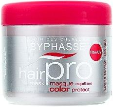 Profumi e cosmetici Maschera per proteggere i capelli colorati - Byphasse Hair Pro Mask Color Protect