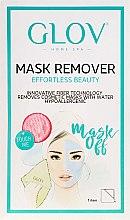 Profumi e cosmetici Guanto rosa - Glov Mask Remover